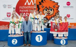 Puchar Polski Dzieci - Warszawa